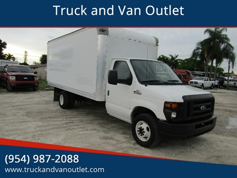 2012 Ford E-Series Chassis for sale in Hollywood, FL