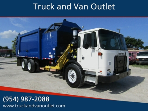 2016 Autocar Xpeditor for sale in Hollywood, FL