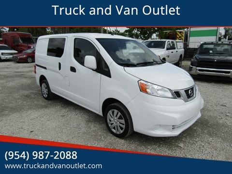 Work Van For Sale >> Used Cargo Vans For Sale Carsforsale Com