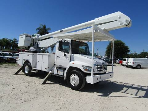2009 Hino 338 for sale in Miami, FL