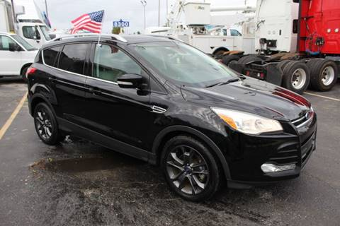 2016 Ford Escape for sale at Truck and Van Outlet - Miami in Miami FL