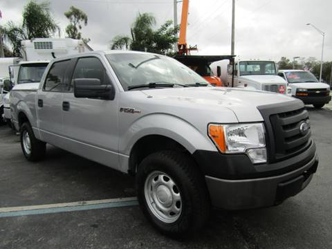 2009 Ford F-150 for sale at Truck and Van Outlet - Miami in Miami FL