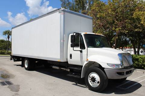 2017 International DuraStar 4300 for sale at Truck and Van Outlet in Hollywood FL