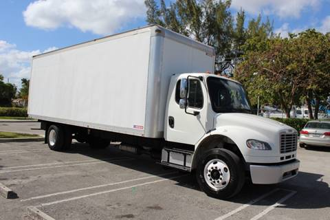 2013 Freightliner M2 106 for sale at Truck and Van Outlet in Hollywood FL