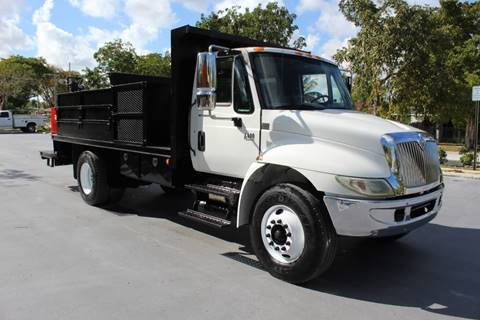 2004 International 4400 for sale at Truck and Van Outlet in Hollywood FL