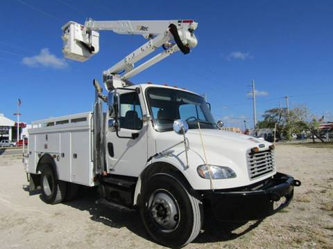 2011 Freightliner M2 106 for sale at Truck and Van Outlet in Hollywood FL