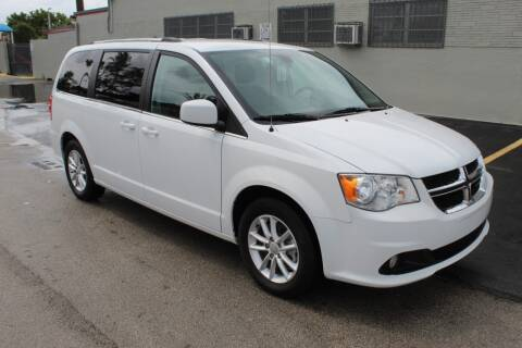 2019 Dodge Grand Caravan for sale at Truck and Van Outlet in Hollywood FL