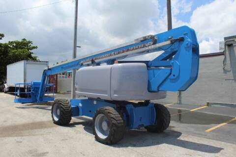 2008 Genie Z80/60 for sale at Truck and Van Outlet - Miami in Miami FL