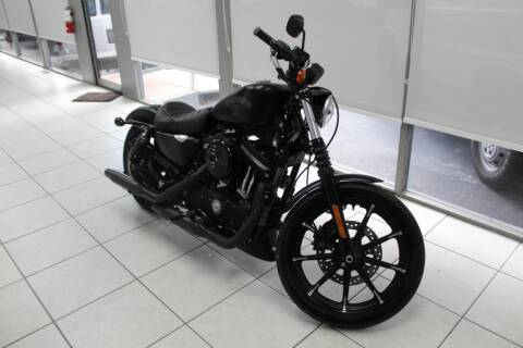 2016 Harley-Davidson XL883N IRON SPORTSTER for sale at Truck and Van Outlet - Miami in Miami FL