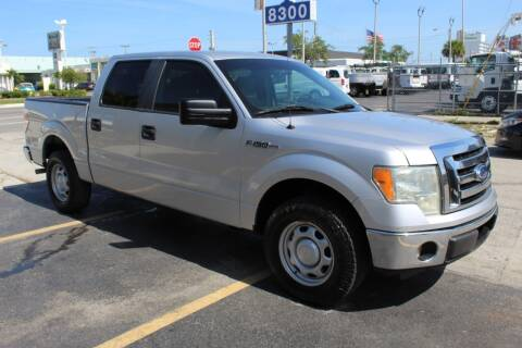 2011 Ford F-150 for sale at Truck and Van Outlet - Miami in Miami FL