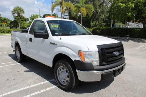 2014 Ford F-150 for sale at Truck and Van Outlet - Miami in Miami FL