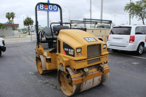 2016 Caterpillar CB24B for sale at Truck and Van Outlet - Miami in Miami FL