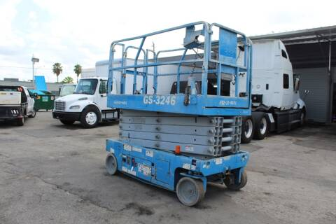 2013 Genie GS-3246 for sale at Truck and Van Outlet - Miami in Miami FL