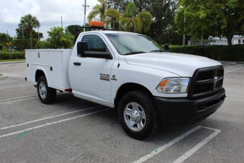 2016 RAM Ram Pickup 3500 for sale at Truck and Van Outlet - Miami in Miami FL