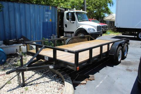 """2020 Top Line 6'6""""X16' for sale at Truck and Van Outlet in Hollywood FL"""