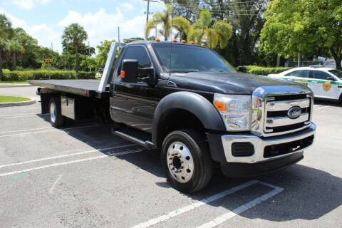 2016 Ford F-550 Super Duty for sale at Truck and Van Outlet - Miami in Miami FL