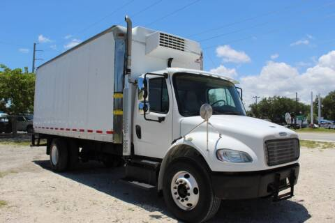 2014 Freightliner M2 106 for sale at Truck and Van Outlet in Hollywood FL