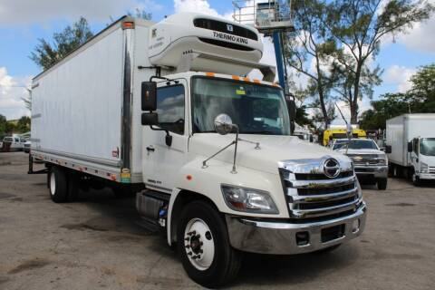 2014 Hino 338 for sale at Truck and Van Outlet - Miami in Miami FL