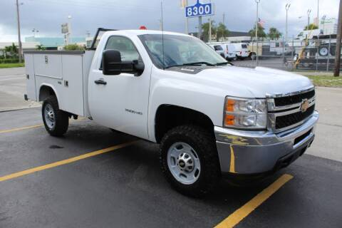 2013 Chevrolet Silverado 2500HD for sale at Truck and Van Outlet in Hollywood FL