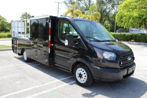 2015 Ford Transit Chassis Cab
