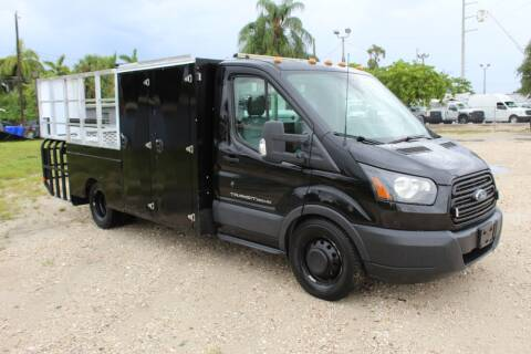 2015 Ford Transit Chassis Cab for sale at Truck and Van Outlet - Miami in Miami FL