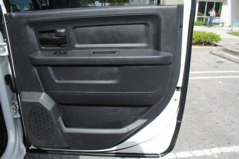 2012 RAM Ram Chassis 4500