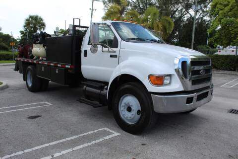 2004 Ford F-650 Super Duty for sale at Truck and Van Outlet - Miami in Miami FL