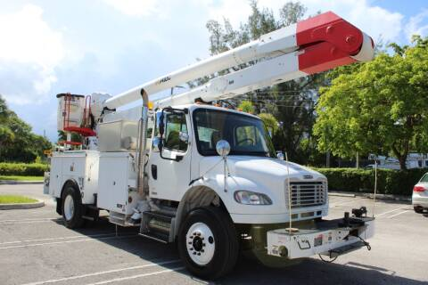2009 Freightliner M2 106 for sale at Truck and Van Outlet in Hollywood FL