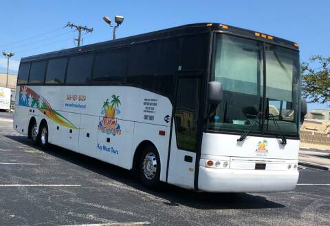 2000 Van Hool T2145 for sale at Truck and Van Outlet - Miami in Miami FL