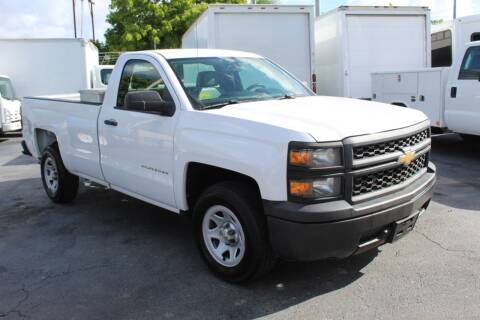 2014 Chevrolet Silverado 1500 for sale at Truck and Van Outlet in Hollywood FL
