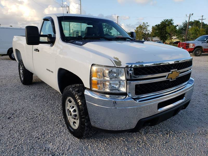 2012 Chevrolet Silverado 2500HD for sale at Truck and Van Outlet - Miami in Miami FL