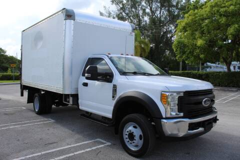 2017 Ford F-450 Super Duty for sale at Truck and Van Outlet in Hollywood FL