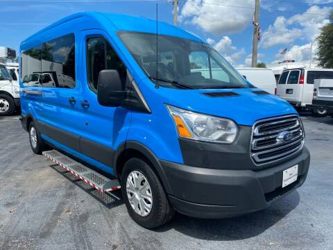 2015 Ford Transit Passenger for sale at Truck and Van Outlet in Hollywood FL