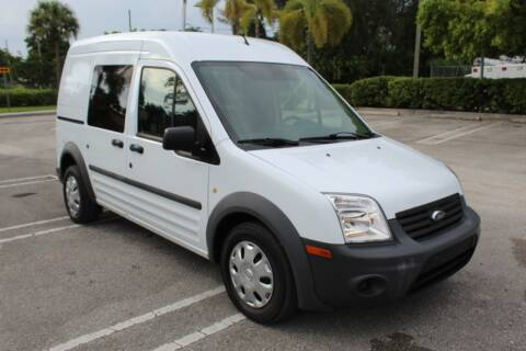 2013 Ford Transit Connect for sale at Truck and Van Outlet - Miami in Miami FL