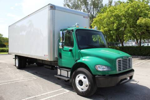2014 Freightliner M2 106 for sale at Truck and Van Outlet - Miami in Miami FL