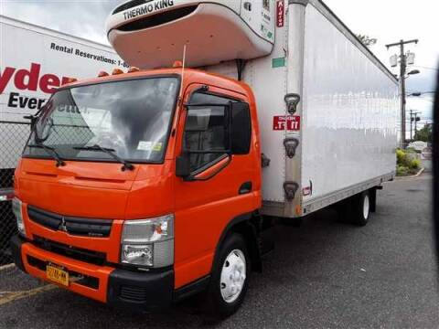 2012 Mitsubishi Fuso FEC92S for sale at Truck and Van Outlet - Miami in Miami FL