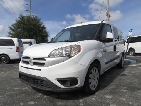 2016 RAM ProMaster City Cargo for sale at Truck and Van Outlet in Hollywood FL