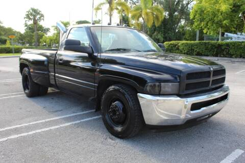 1996 Dodge Ram Pickup 3500 for sale at Truck and Van Outlet - Miami in Miami FL