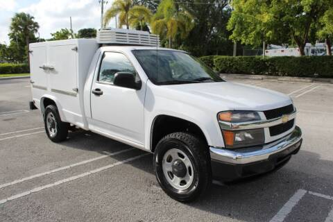 2012 Chevrolet Colorado for sale at Truck and Van Outlet - Miami in Miami FL