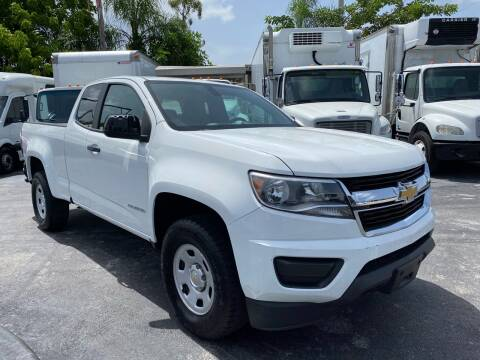 2015 Chevrolet Colorado for sale at Truck and Van Outlet - Miami in Miami FL