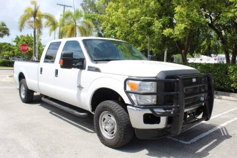 2014 Ford F-250 Super Duty for sale at Truck and Van Outlet - Miami in Miami FL