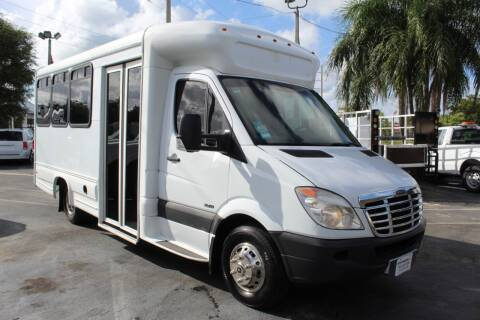 2012 Freightliner Sprinter 3500 for sale at Truck and Van Outlet in Hollywood FL