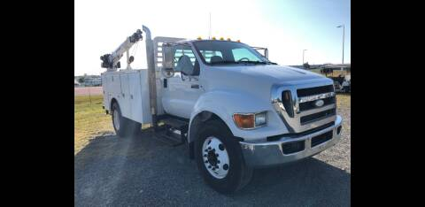 2008 Ford F-750 Super Duty for sale at Truck and Van Outlet in Hollywood FL