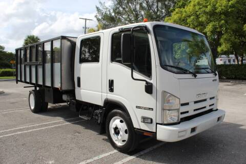 2014 Isuzu NPR-HD for sale at Truck and Van Outlet - Miami in Miami FL