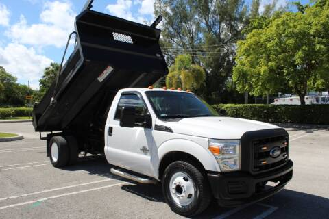 2015 Ford F-350 Super Duty for sale at Truck and Van Outlet - Miami in Miami FL