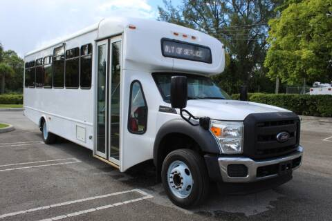 2017 Ford F-550 Super Duty for sale at Truck and Van Outlet - Miami in Miami FL