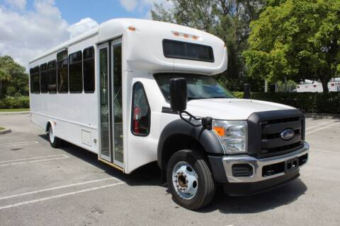 2017 Ford F-550 Super Duty for sale at Truck and Van Outlet in Hollywood FL