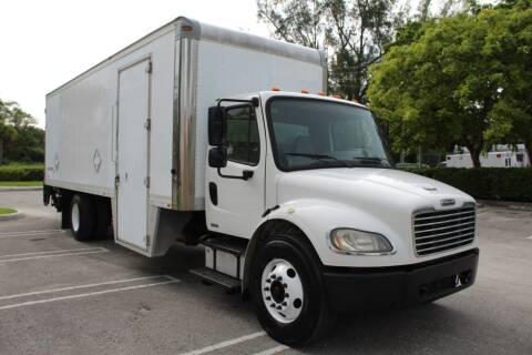 2011 Freightliner M2 106 for sale at Truck and Van Outlet - Miami in Miami FL