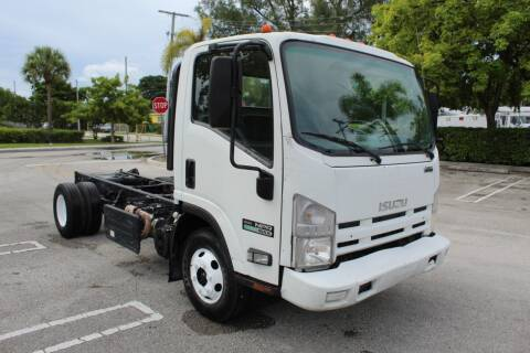 2014 Isuzu NPR for sale at Truck and Van Outlet - Miami in Miami FL