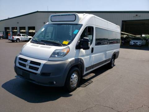 2015 RAM ProMaster Cargo for sale at Truck and Van Outlet - Miami in Miami FL